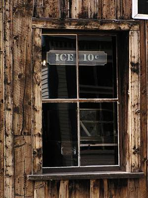 Photograph - At The General Store by Diane Alexander