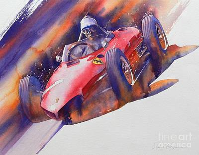 Phil Painting - At The Limit by Robert Hooper
