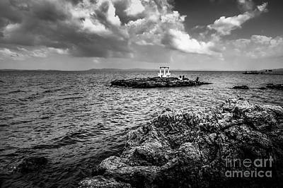 Photograph - At The Sea by Michael Arend