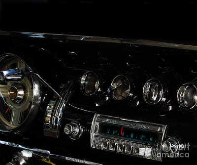 Chrysler 300 Photograph - At The Sound Of '55 by Steven Digman