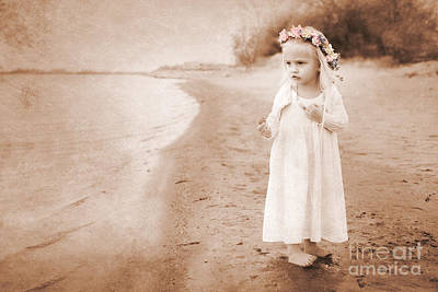 Photograph - At The Waters Edge by Cindy Singleton