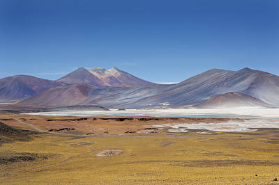 Atacama Hills Art Print