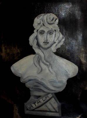 Atala Art Print