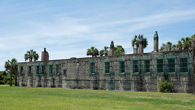 Photograph - Atalaya Castle by Ed Waldrop