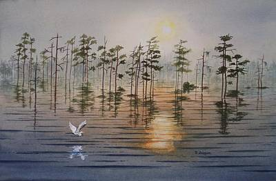 Painting - Atchafalaya by Norman Freyer
