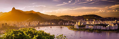 Photograph - Aterro Do Flamengo by Celso Diniz