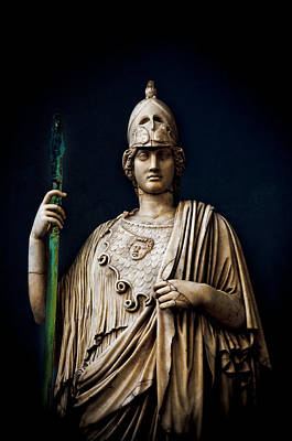Photograph - Athena by Mick House