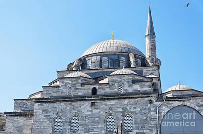 Atik Ali Pasha Mosque 03 Art Print by Antony McAulay
