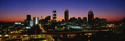 On Location Photograph - Atlanta Ga by Panoramic Images