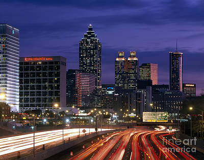 Photograph - Atlanta Georgia by Rafael Macia