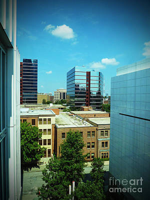 Photograph - Atlanta Midtown by Sally Simon