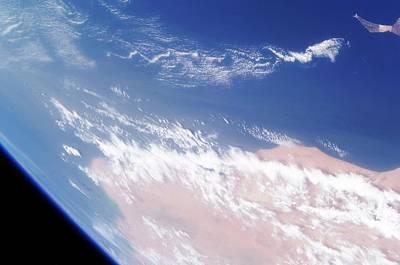 Sahara Photograph - Atlantic And Western Sahara by Nasa