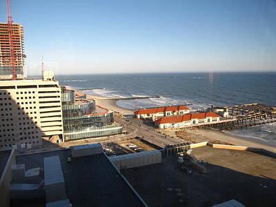 Atlantic City - 01133 Art Print by DC Photographer