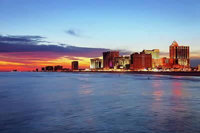 Photograph - Atlantic City by Denistangneyjr