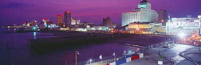 Atlantic City, New Jersey Art Print by Panoramic Images
