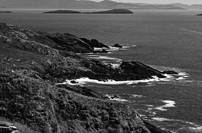 Irish Seascape Photograph - Atlantic Coast by Aidan Moran