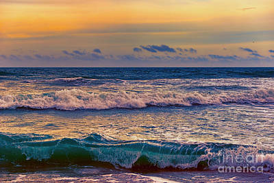 Photograph - Atlantic Dawn by Olga Hamilton