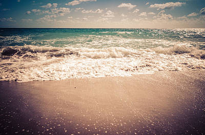 Photograph - Atlantic Ocean Waves by Anthony Doudt