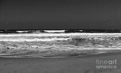 Photograph - Atlantic Shore by Anita Lewis