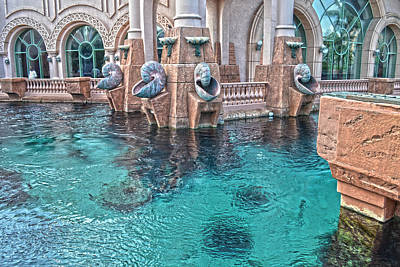 Atlantis Resort In The Bahamas Art Print