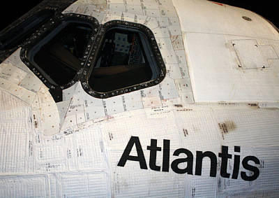 Photograph - Atlantis Up Close by David Nicholls