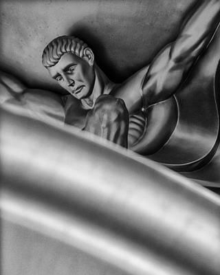 Atlas Art Print by Gary Warnimont