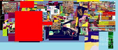 Inner Self Digital Art - Atomic Bomb Of Purity 1a by David Baruch Wolk