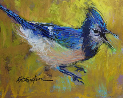 Pastel - Attitude by Beverly Amundson