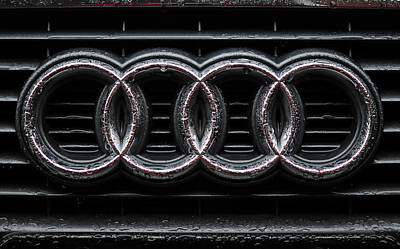 Photograph - Audi 1 by Dragan Kudjerski