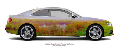 Audi S5 Coupe Fionnphort Sunset Original