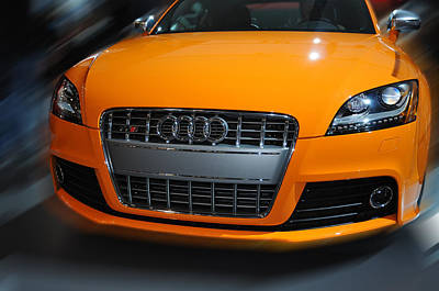 Photograph - Audi  Tts by Dragan Kudjerski