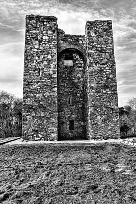 Photograph - Audley's Castle by Jim Orr