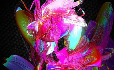 Digital Art - Audrey II by Betsy Jones