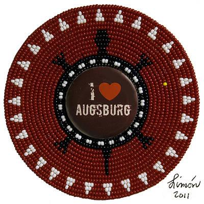 Augsburg 2011 Art Print