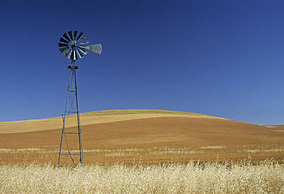 Photograph - August Windmill II by Doug Davidson