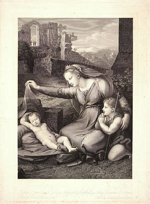 Auguste Gaspard Louis Desnoyers French, 1779 - 1857 Art Print