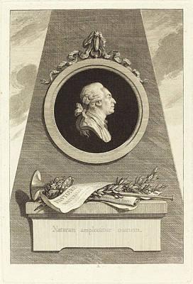 Augustin De Saint-aubin After Piat Joseph Sauvage French Art Print