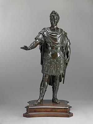 Caesar Augustus Drawing - Augustus James II, Unknown Artist, 19th Century by Litz Collection