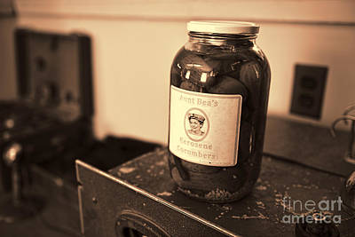 Photograph - Aunt Bea's Pickles by David Arment
