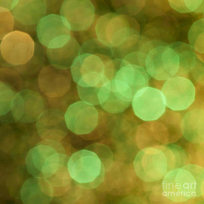 Defocused Photograph - Aura by Jan Bickerton