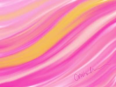 Christina Digital Art - Aurora by Christina Kulzer