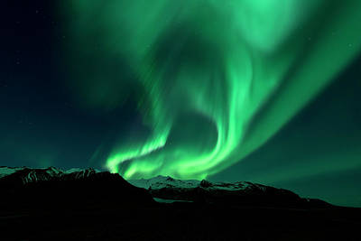 Photograph - Aurora by Jeremy Walker