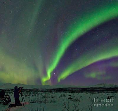 Photograph - Aurora Photographer by Babak Tafreshi