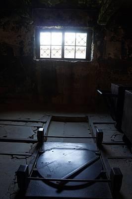 Photograph - Auschwitz - 110 by Rezzan Erguvan-Onal