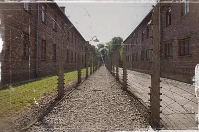 Photograph - Auschwitz - 97 by Rezzan Erguvan-Onal