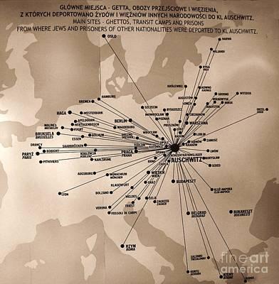 Auschwitz-27 Art Print