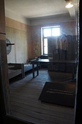 Photograph - Auschwitz - 81 by Rezzan Erguvan-Onal