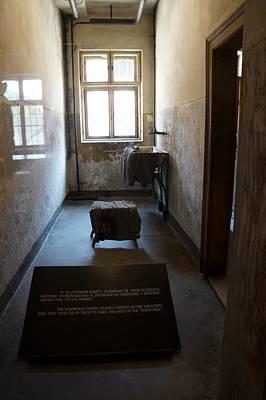 Photograph - Auschwitz - 83 by Rezzan Erguvan-Onal