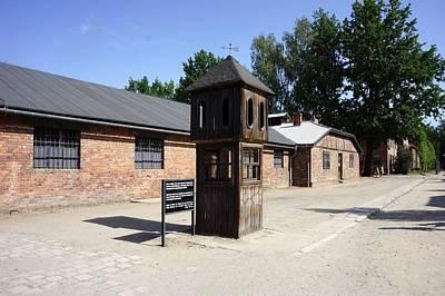 Photograph - Auschwitz - 92 by Rezzan Erguvan-Onal