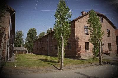 Photograph - Auschwitz - 94 by Rezzan Erguvan-Onal
